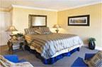 Sea Breeze Hotel bei Monterey am Pazifik. Übernachtung auf der Western Wonderland