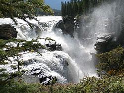 National Parks und Wasserfälle