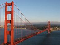 Golden Gate Brücke, Kalifornien
