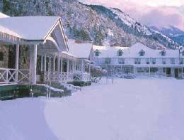 Naturquellenbad Lodge, Montana