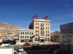 Mizpah Hotel, Tonapah, Nevada