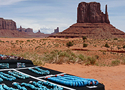 Monument Valley Türkis Schmuck