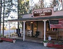 Woodfords Inn, Markleeville