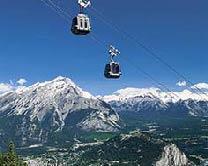 Banff Gondelbahn