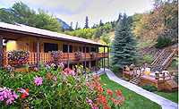 Box Canyon Lodge, Ouray