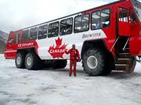 Columbia Icefield Explorer