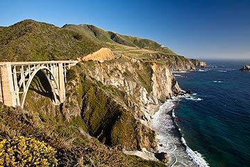 Kalifornische Pazifik Küste - Traumstrasse der Welt