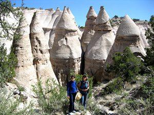 Kasha-Katuwe Tent Rocks Monument