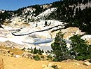 Lassen Vulkan National Park