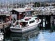Hafen in Monterey
