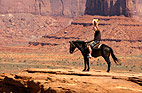 Ausritt im Monument Valley