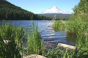 Mount Hood, höchster Vulkan in Oregon