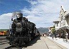 Dampfeisen Bahn