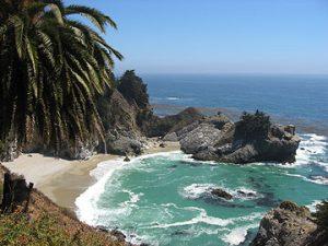 Kaliforniens faszinierende Pazifik Küste