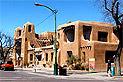 Santa Fe, Haupt-stadt New Mexico
