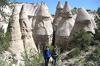 Tent Rock Kasha Katuwe NM