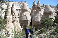 Tent Rock Kasha Katuwe NM