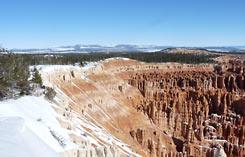 Bryce Canyon Winter Naturwanderungen