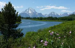 Grand Teton Abenteuer