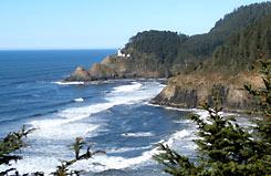Pacific Northwest Reise entlang der Pazifikküste Oregons