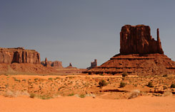 Große Rundreise, Monument Valley