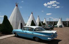 Arizona Tour, Wigwam Hotel, Route 66