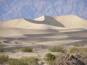 Wir zeigen Ihnen Death Valley