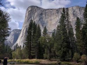 El Capitan im Yosemite Nationalpark