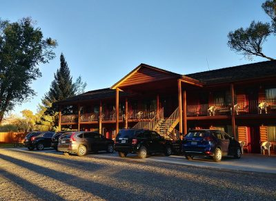 Austin's Chuckwagon Lodge, Torrey Utah